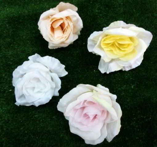 W 614 Троянда сатин