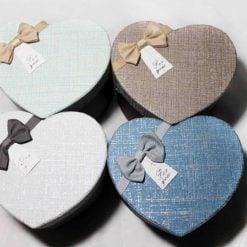 Коробка декор серце Y94113-6Q