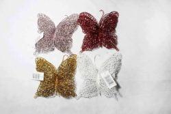 Метелик з кліпсою