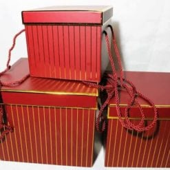 W9457 Коробка декор