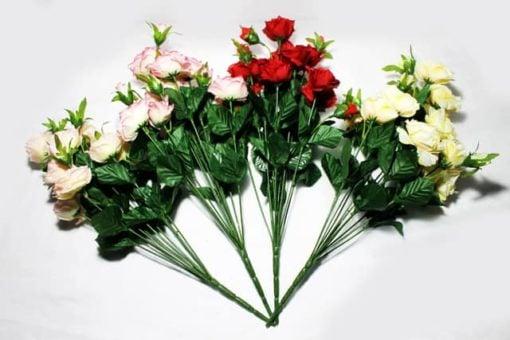 Троянда букетик К695