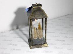 Лампа LED три ялинки