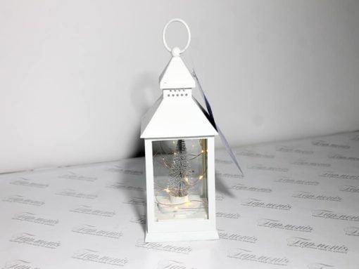 Лампа LED  ялинки біла
