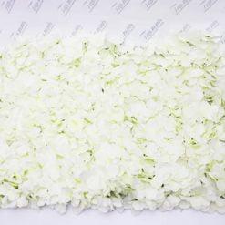 Килимок з квітів гортензія