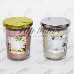 Ароматична свічка в склянці SPA Collection snp91