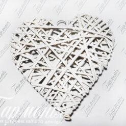 Серце плетене RY15344-35