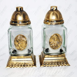 Лампадка «Ісус та Марія» VP-45*2