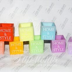 Свічка ароматизована Home&Style