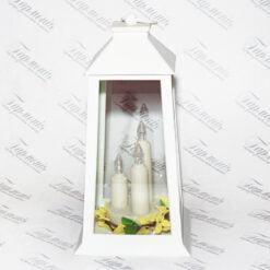 LED лампа «Ліхтар на три свічки» 11/21/42E